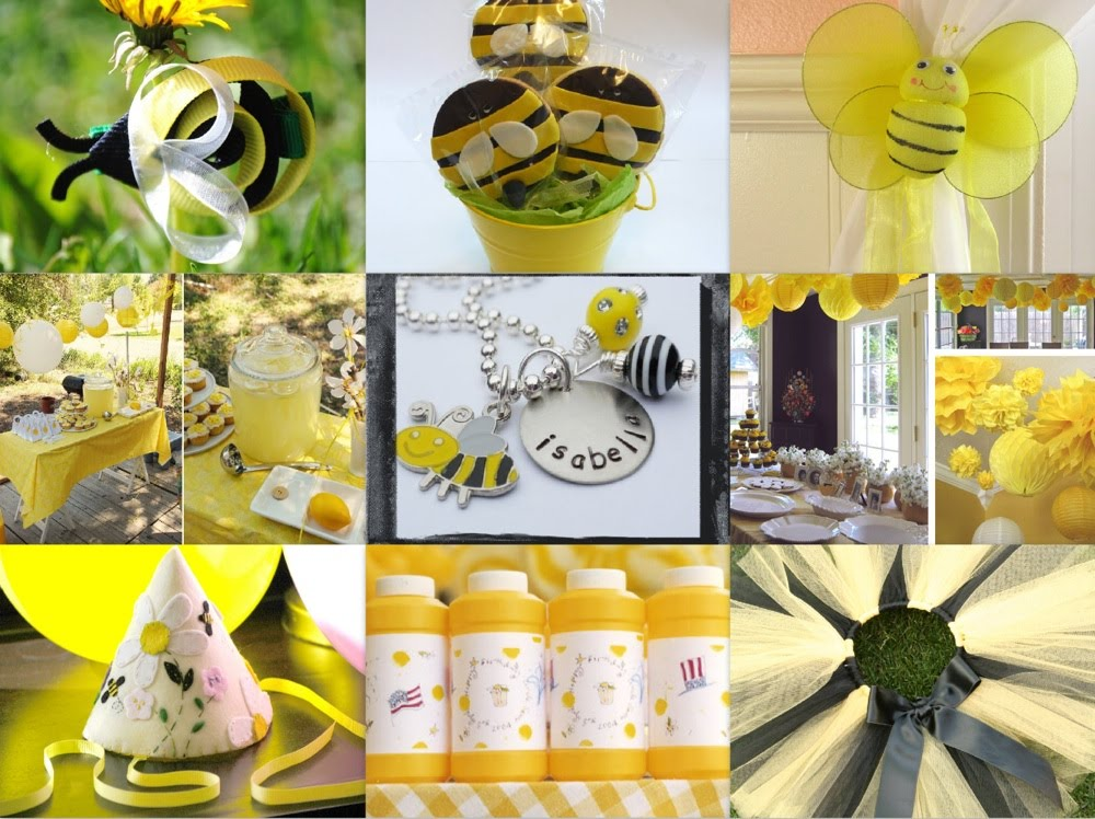 Tweedleddesignsblogspot 2010 03 Sweet As Can Bee Party Inspiration